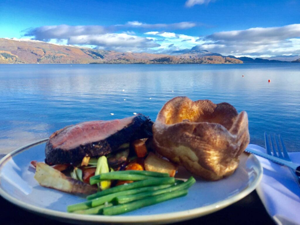 Colquhoun's Restaurant A Roast to Boast about